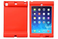 Kids Friendly Drop-proof Easy Hold Soft Silicone Protective Cases for iPad Air | Lagoo Tech