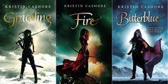 Graceling Trilogy - Read it