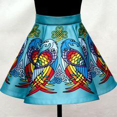 Irish Dance/Skirt/ European Style/Personal Skirt For от MartaKari