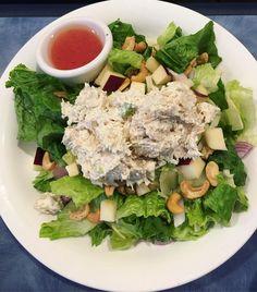 Chicken Salad, Cobb Salad, Snapchat, Protein, Gluten Free, Organic, Healthy, Instagram, Food