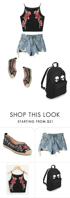 """""""Untitled #4974"""" by prettyroses ❤ liked on Polyvore featuring Avec Les Filles"""