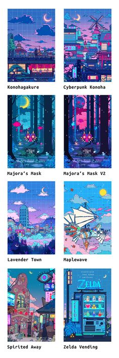 Image of 11 x Art Prints Coding, How To Get, Art Prints, Wallpaper, Anime, Aesthetic Drawings, Image, Batcave, Cl