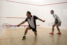 WSF World Masters Squash Championships, Hong Kong China | Players from Around the World
