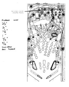 pinball machine diagram - Google Search User Error, Hand Drawings, Pinball, How To Draw Hands, Diagram, Layout, Google Search, Amazing, Wood Games