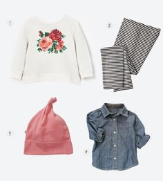 CULTURED. Blog: Layering for Baby