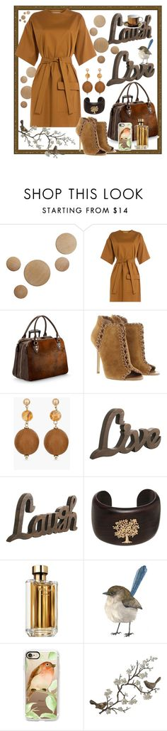 """""""My brown eyes"""" by natalyapril1976 ❤ liked on Polyvore featuring Design Within Reach, MSGM, Aspinal of London, Michael Kors, Chico's, Pier 1 Imports, Ash, Prada, Casetify and Home Decorators Collection"""