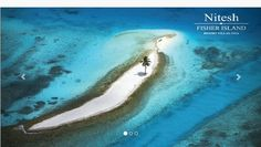 Hahnemuhle PHOTO RAG Fine Art Paper (other products available) - Aerial View over Island with Lone Palm Tree, Maldives, Indian Ocean - Image supplied by AWL Images - Fine Art Print on Paper made in the UK Ocean Photos, Lone Tree, Island Resort, Travel Images, Aerial View, Maldives, Poster Size Prints, Palm Trees, Kayaking