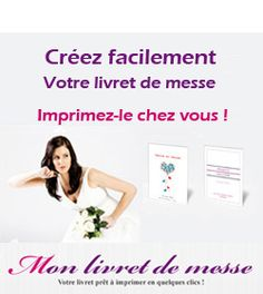 livret de messe mariage - Livret De Messe Mariage Exemple