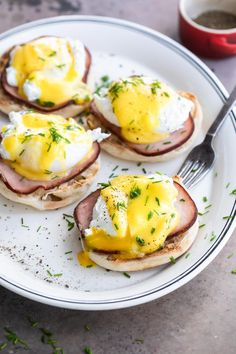 Yes you can master how to make poached eggs and homemade hollandaise for Eggs Benedict. I'll show you how to make this classic breakfast recipe in just 20 minutes.