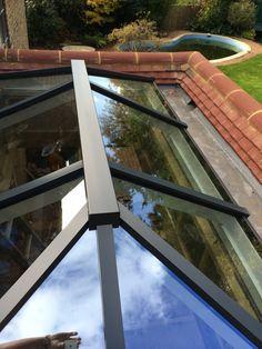 Pergola With Roof Plans Pergola With Roof, Patio Roof, Pergola Plans, Diy Pergola, Pergola Kits, Pergola Ideas, Pergola Carport, Metal Pergola, Glass Roof Extension
