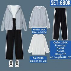 Boyish Outfits, Korean Casual Outfits, Korean Outfit Street Styles, Retro Outfits, Cute Casual Outfits, Korean Girl Fashion, Korean Street Fashion, Muslim Fashion, Kpop Fashion Outfits