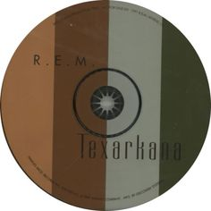 "For Sale -REM Texarkana USA Promo  CD single (CD5 / 5"")- See this and 250,000 other rare and vintage records & CDs at http://eil.com/"