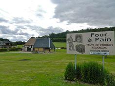 eure, saint germain de pasquier, vallée de l'oison, four à pain : demonstration le 7 octobre 2012