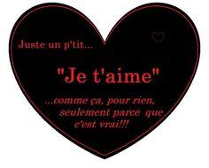 C'est tout... # powerpatate # amour