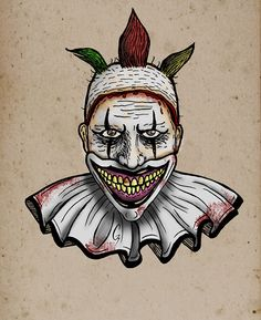 AHS: Freak Show ~ Twisty on Behance