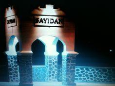 Where it all began...Sayidan Jogjakarta