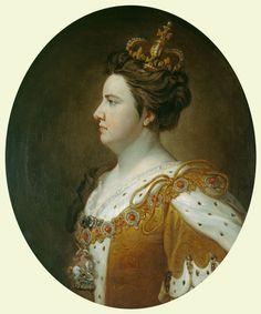 Sir Godfrey Kneller, 1st Baronet (1646-1723) - Queen Anne (1665-1714)