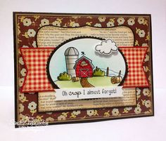 Oh Crop! I Almost Forgot! by B-gin-R - Cards and Paper Crafts at Splitcoaststampers