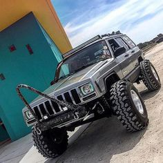 Jeep Comanche Mods Style Off Road 68 Jeep Xj Mods, Jeep Wj, Jeep Truck, Jeep Wrangler, Jeep Cherokee Sport, Jeep Grand Cherokee, Badass Jeep, Old Jeep, Cool Jeeps