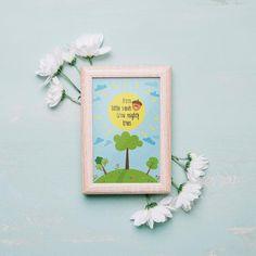 Little Seeds Nursery Print, Nursery Art, Instant Download Printable Nursery Art, Baby Decor, Nursery Wall Art, Room Art, Baby Print, Baby Prints, Nursery Prints, Nursery Wall Art, Room Art, Baby Decor, Seeds, Poster Prints, Printable, Frame