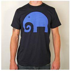 Block Elephat T: I do love elephants