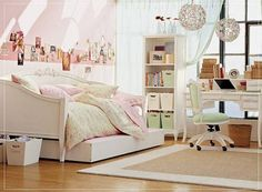 beds and desks