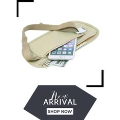 Leather Products, Zipper Pouch, Elastic Waist, Compact, Journey, Belt, Pocket, Store, Check