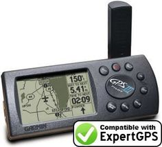 Very Small, for today GPS, this one can be used as a back up for the main GPS that a pilot can carry. Two tone screen, readable , nice product.