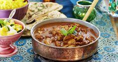 Snabblagad kycklinggryta med curry och kokos
