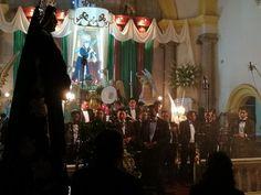 #Ahora Finaliza el 5to Concierto de Marchas Fúnebres dedicado a Jesús Nazareno y Virgen De Dolores del Templo de San Juan de Dios Quetzaltenango.