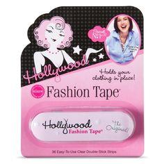 Hollywood Fashion Secrets Fashion Tape - 36 ct