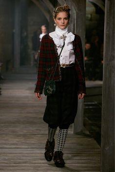 Chanel Pre-Fall 2013 Fashion Show - Dorothea Barth Jorgensen