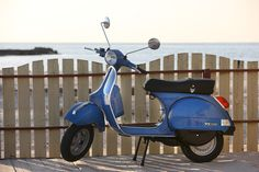 """Since its debut 35 years ago, during which more than three million vehicles have come off the production lines, the Vespa PX has become a symbol – an icon – of Italian design and style."""""""