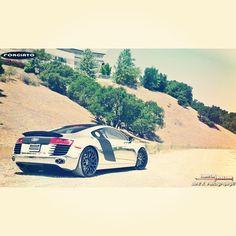 Sexy Audi R8 #Hot