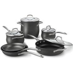 Calphalon Unison Nonstick 10-Piece Cookware Set $599.00