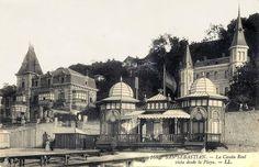Once villas de Donostia que han hecho historia Villas, Cathedral, Building, Travel, Relax, Antique Photos, Countries, Cities, So Done