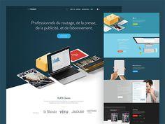 Colors in websites