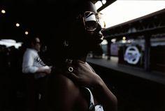FANTOMATIK: Subway - Bruce Davidson