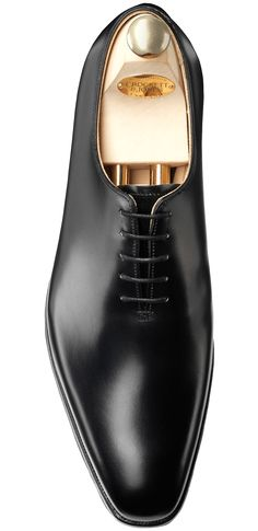 Alex Black Calf | Crockett & Jones