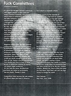 the chaos manifesto essay What is democracy mag december 29, 2011  there is a difference between freedom and chaos  it is a very good informative essay.
