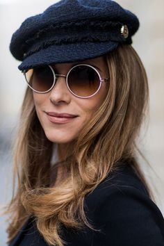 Embrace baker boy hats stylish hats, outfits with hats, boho outfits, winte Fashion Week Paris, Outfits With Hats, Boho Outfits, Spring Outfits, Winter Outfits, Cool Street Fashion, Street Style, Baker Boy, Stylish Hats