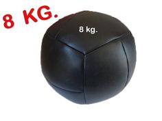 Balón Medicinal De 8 Kilos En Vinil Bola b0ea18195024