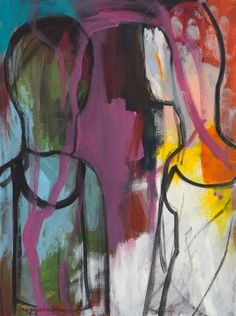 24x18 Acrylic on canvas, Craig Greene