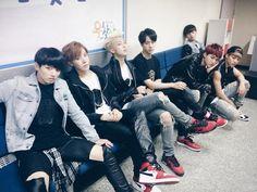 BTS Danger Comeback @ Inkigayo