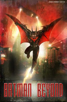 Batman_Beyond by Josh-Finney on deviantART