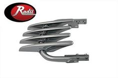 Radii Chrome Luggage Rack For Harley Davidson FLHX FLHT FLHR #VTwinManufacturing