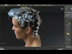 "▶ Ornatrix ""Next-gen"" Hair Demo - YouTube"