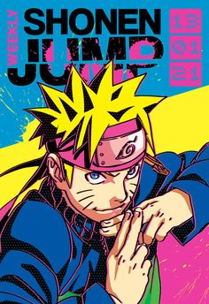 Shonen Jump is here! Simultaneous launch meansThe all-new U. Shonen Jump is here! Simultaneous launch means no more waiting for the latest One Piece manga to come over from Japan. Anime Naruto, Naruto Shippuden Anime, Naruto Art, Boruto, Naruto Wallpaper, Wallpaper Naruto Shippuden, Naruto Drawings, Manga Art, Manga Anime