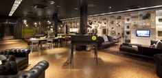 Meeting Rooms Glasgow | citizenM #SMWGLA