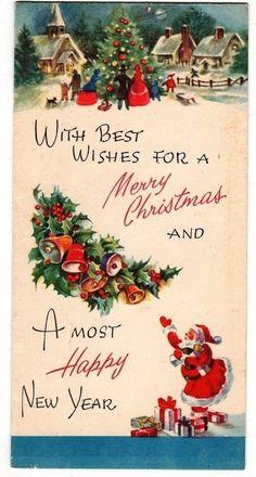 Retro Christmas Tree, Vintage Christmas Images, Old Christmas, Old Fashioned Christmas, Christmas Scenes, Antique Christmas, Christmas Holidays, Christmas Crafts, Vintage Holiday
